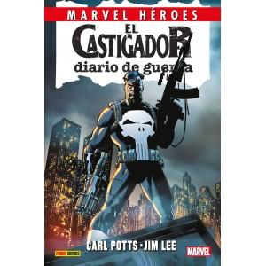 Marvel Héroes nº 81. El Castigador: Diario de guerra