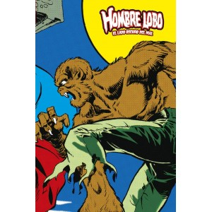 Marvel Limited Edition. Hombre Lobo nº 02