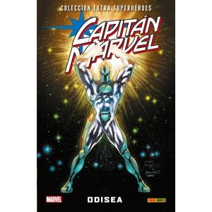 Colección extra superhéroes nº 71. Capitán Marvel nº 04