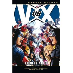 Marvel Deluxe. VvX: Los Vengadores vs. La Patrulla-X nº 01