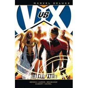 Marvel Deluxe. VvX: Los Vengadores vs. La Patrulla-X nº 02