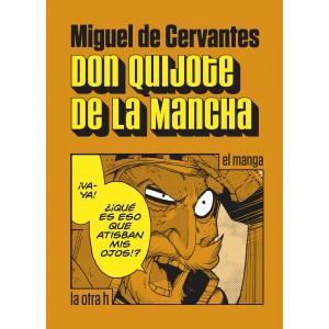 Don Quijote de la Mancha (El manga)