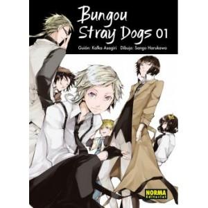 Bungou Stray Dogs nº 01