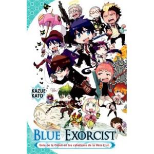 Blue Exorcist: Guía de personajes