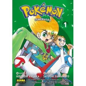 Pokémon nº 15. Esmeralda nº 01
