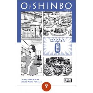 Oishinbo. A la Carte nº 07