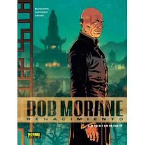 Bob Morane nº 02. El pueblo que no existía