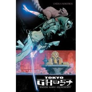 Tokyo Ghost nº 02. Uníos a nosotros