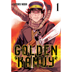Golden Kamuy nº 01