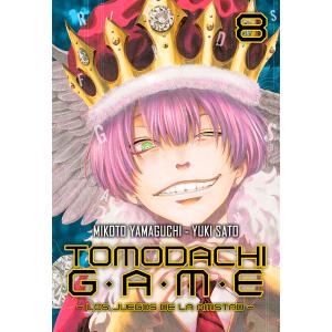 Tomodachi Game nº 08