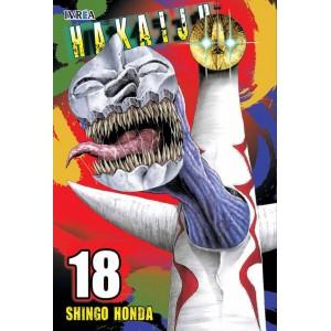 Hakaiju nº 18