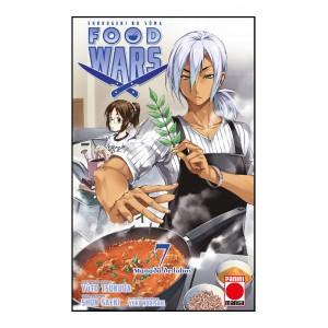 Food Wars nº 07