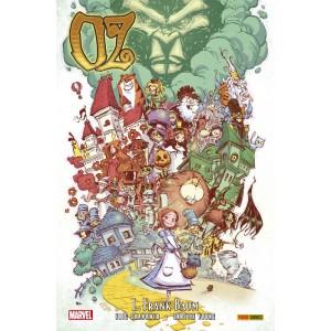 Clásicos Ilustrados Marvel. Oz Edición Integral nº 01