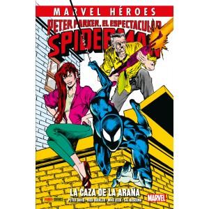 Marvel Héroes 80 Peter Parker, El Espectacular Spiderman: La Caza de la Araña