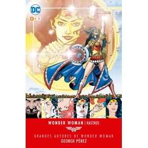 Grandes autores de Wonder Woman: George Pérez - Rastros