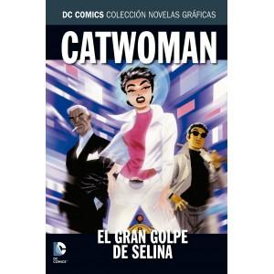 Colección Novelas Gráficas nº 32: Catwoman: El gran golpe de Selina