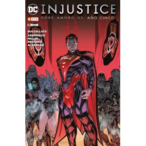 Injustice: Gods among us nº 49