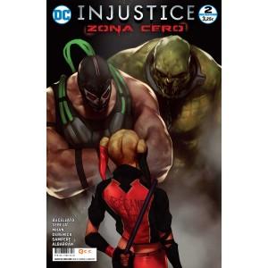 Injustice: Zona cero nº 02