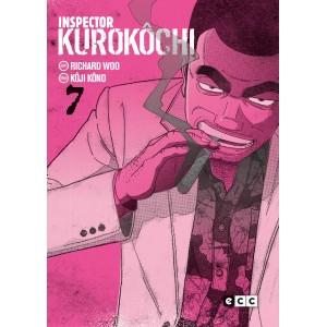 Inspector Kurokôchi nº 07