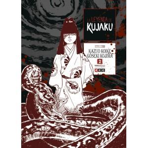 La leyenda de Kujaki nº 02