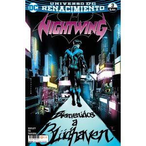 Nightwing nº 10/ 3 (Renacimiento)