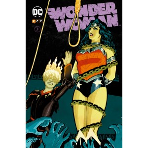 Wonder Woman: Coleccionable semanal nº 03