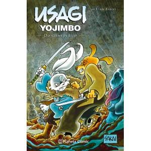 Usagi Yojimbo nº 29 - Doscientos Jizo