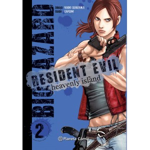 Resident Evil: Heavenly Island nº 02
