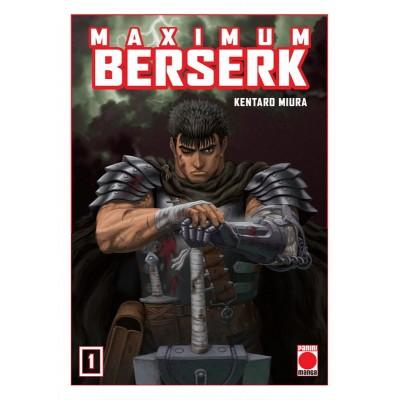 Berserk Maximum nº 01