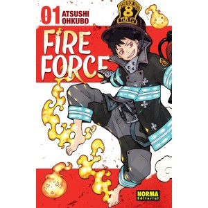 Fire Force nº 01