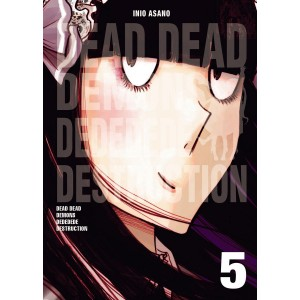 Dead Dead Demons Dededede Destruction nº 05