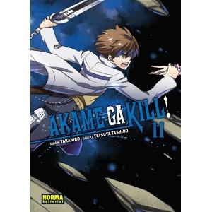 Akame Ga Kill! nº 11