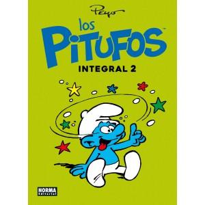Los Pitufos. Integral nº 02