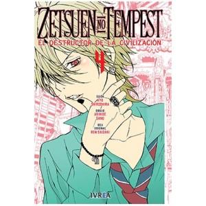 Zetsuen no Tempest nº 04