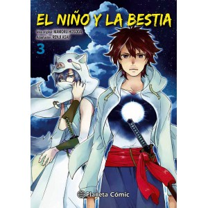 El Niño y la Bestia nº 03