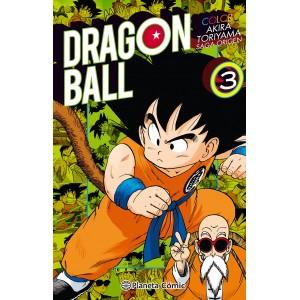 Dragon Ball Color Origen y Red Ribbon nº 03 (De 8)