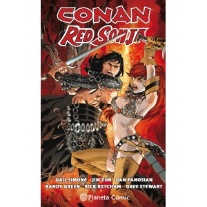 Conan y Red Sonja