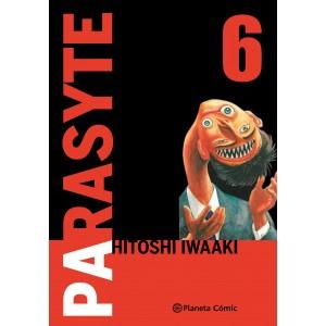 Parasyte nº 06