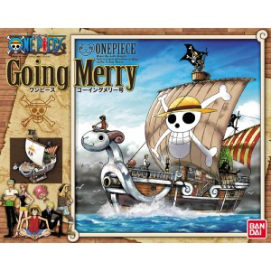 One Piece Grand Ship Collection - Maqueta Plastic Model Kit Going Merry