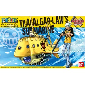 One Piece Grand Ship Collection - Maqueta Plastic Model Kit Thousand Sunny 15 cm