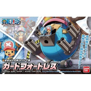 One Piece Chopper Robo Super Series - Maqueta Plastic Model Kit Guard Fortress