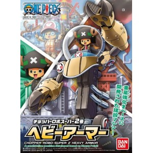 One Piece Chopper Robo Super Series - Maqueta Plastic Model Kit Heavy Armor