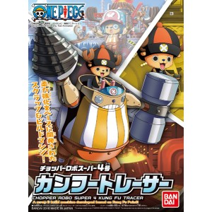One Piece Chopper Robo Super Series - Maqueta Plastic Model Kit Kung Fu Tracer