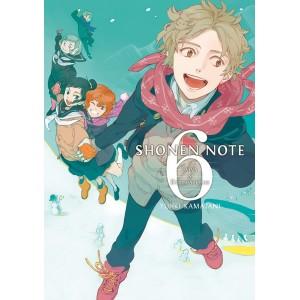 Shonen Note nº 06