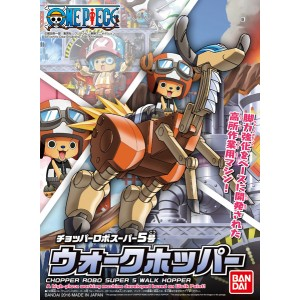 One Piece Chopper Robo Super Series - Maqueta Plastic Model Kit Walk Hopper