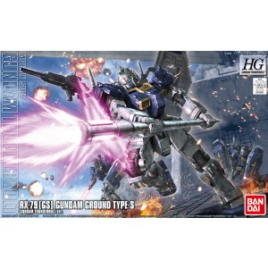HG GUNDAM GROUND TYPE THUNDERBOLT 1/144