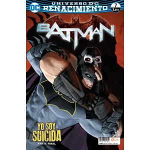 Batman nº 62/7 (Renacimiento)
