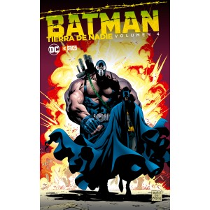 Batman: Tierra de Nadie nº 04
