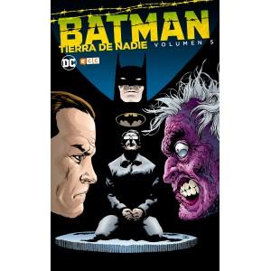 Batman: Tierra de Nadie nº 05