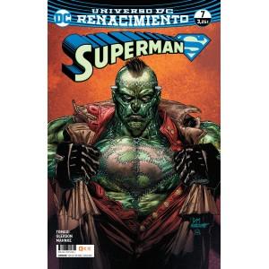Superman nº 62/ 7 (Renacimiento)